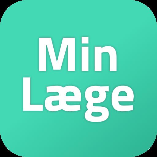 MinLæge logo